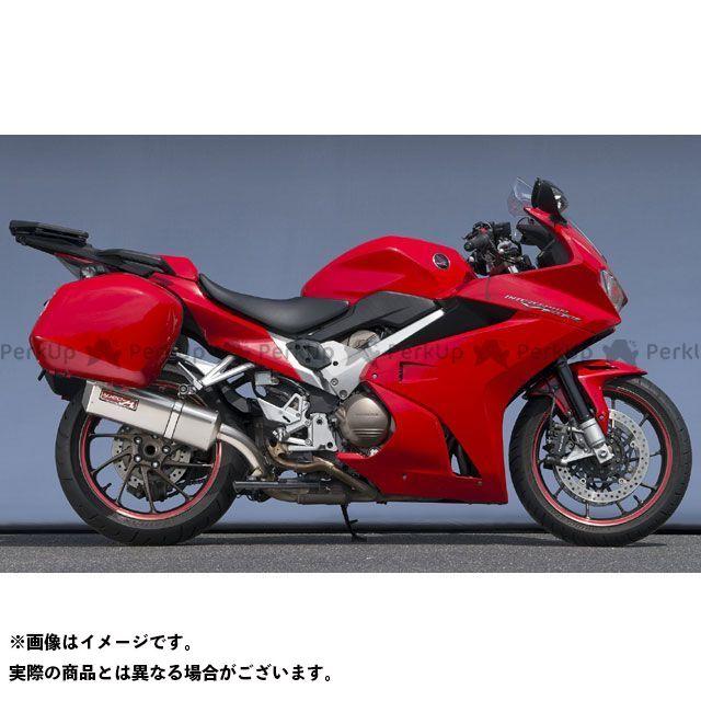 YAMAMOTO RACING VFR800F マフラー本体 VFR800F SPEC-A SLIP-ON パニア 仕様:TYPE-SA ヤマモトレーシング