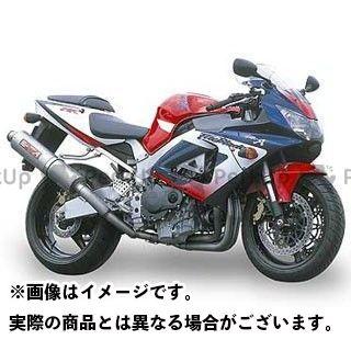 YAMAMOTO RACING CBR929RRファイヤーブレード マフラー本体 CBR929RR SPEC-A チタン4-2-1アップ チタン  ヤマモトレーシング