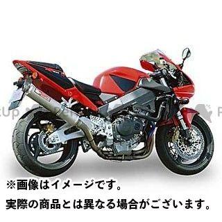YAMAMOTO RACING CBR954RRファイヤーブレード マフラー本体 CBR954RR SPEC-A スリップオンチタン4-2-1ダウン チタン ヤマモトレーシング