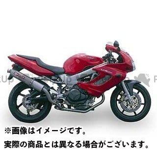 【エントリーで更にP5倍】YAMAMOTO RACING ファイアーストーム マフラー本体 VTR1000F SPEC-A スリップオンアップ チタン ヤマモトレーシング