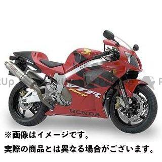 【エントリーで更にP5倍】YAMAMOTO RACING VTR1000SP-1 マフラー本体 SP-1 SPEC-A チタン2-1-2アップチタンサイレンサー ヤマモトレーシング