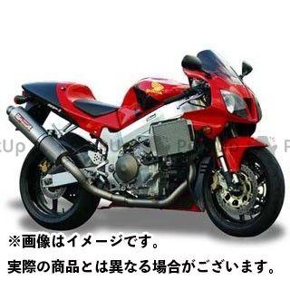 YAMAMOTO RACING VTR1000SP-1 マフラー本体 SP-1 SPEC-A チタン2-1チタンサイレンサー ヤマモトレーシング