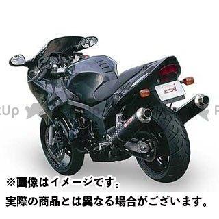 YAMAMOTO RACING CBR1100XXスーパーブラックバード マフラー本体 CBR-XX SPEC-A スリップオンサイレンサー 仕様:カーボン ヤマモトレーシング