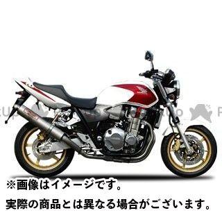 YAMAMOTO RACING CB1300スーパーフォア(CB1300SF) マフラー本体 CB1300SF SPEC-A スリップオンダウン セカンドバージョン ヤマモトレーシング