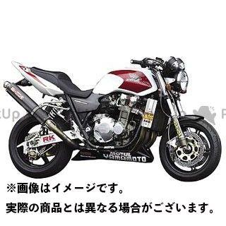 YAMAMOTO RACING CB1300スーパーフォア(CB1300SF) マフラー本体 CB1300SF SPEC-A チタン4-2-1 レース専用 ヤマモトレーシング