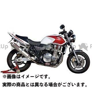 YAMAMOTO RACING CB1300スーパーフォア(CB1300SF) マフラー本体 CB1300SF SPEC-A チタン4-2-1-2チタン ヤマモトレーシング