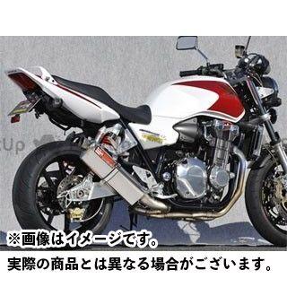 【エントリーで最大P21倍】YAMAMOTO RACING CB1300スーパーボルドール CB1300スーパーフォア(CB1300SF) マフラー本体 SPEC-A TI 4-2-1 TYPE-S ヤマモトレーシング