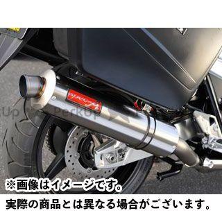 YAMAMOTO RACING CB1300スーパーツーリング マフラー本体 CB1300ST SPEC-A スリップオンセカンドバージョン