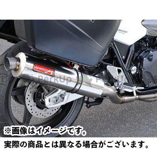 YAMAMOTO RACING CB1300スーパーツーリング マフラー本体 CB1300ST SPEC-A チタン4-1 チタン ヤマモトレーシング