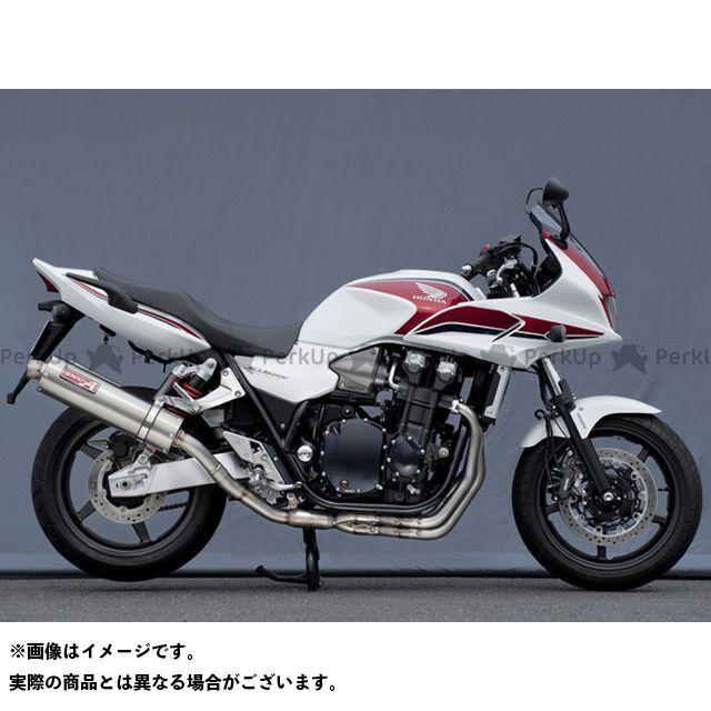 【エントリーで最大P21倍】YAMAMOTO RACING CB1300スーパーフォア(CB1300SF) マフラー本体 CB1300SF TI4-2-1-2 チタンオーバル ヤマモトレーシング