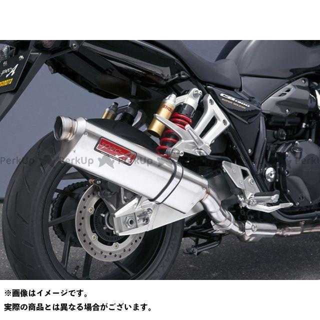 YAMAMOTO RACING CB1300スーパーボルドール マフラー本体 14~CB1300SB SLIP-ON TYPE-S ヤマモトレーシング