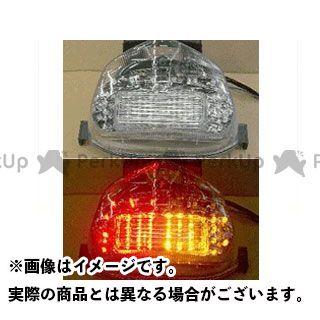Odax GSX-R1000 GSX-R600 GSX-R750 テール関連パーツ LEDインテグレート・テールライト(クリア)