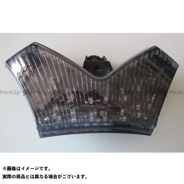オダックス 豊富な品 Odax 輸入 テール関連パーツ 電装品 無料雑誌付き LEDテールライト スモーク ニンジャZX-14R ZZR1400