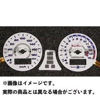 【エントリーで最大P23倍】Odax CB400スーパーフォア(CB400SF) メーターカバー類 EL METER PANEL for SPORTS BIKES A.C style オダックス