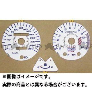 【エントリーで最大P23倍】Odax ゼファー1100 メーターカバー類 EL METER PANEL for SPORTS BIKES A.C style オダックス
