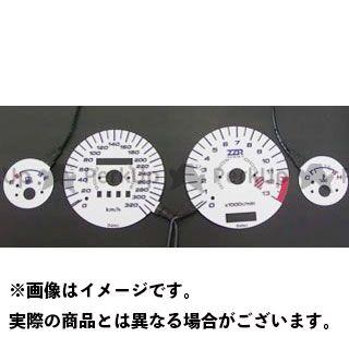 【エントリーで最大P21倍】Odax ZZR1100 メーターカバー類 EL METER PANEL for SPORTS BIKES A.C style オダックス