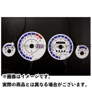 【エントリーで最大P23倍】Odax ニンジャ900 メーターカバー類 EL METER PANEL for SPORTS BIKES A.S style オダックス