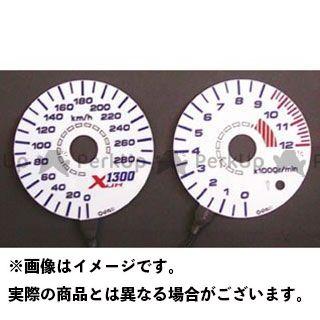 【エントリーで最大P23倍】Odax XJR1300 メーターカバー類 EL METER PANEL for SPORTS BIKES A.C style オダックス