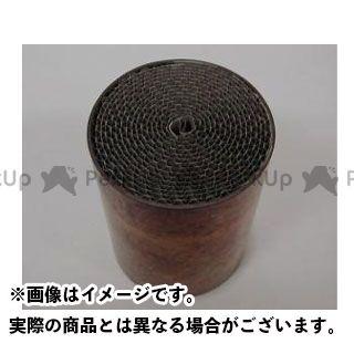 【特価品】OUTEX 汎用 その他マフラーパーツ ハニカムキャタライザー 単体 サイズ:φ45×60L/300セル アウテックス