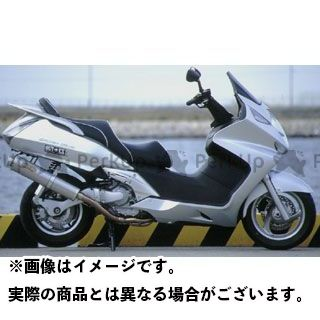 OUTEX シルバーウイング600 マフラー本体 SILVER WING600(2001年以降)用 マフラー OUTEX.R-SST-CATALYZE