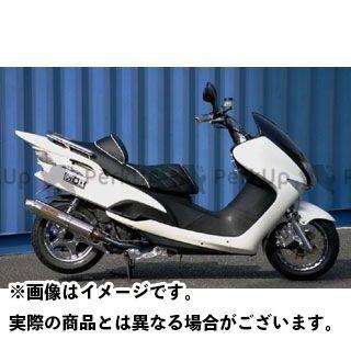【特価品】OUTEX マジェスティ125 マフラー本体 MAJESTY125/FI用 マフラー タイプ:OUTEX.R-BST アウテックス