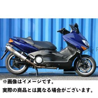 OUTEX TMAX500 マフラー本体 T-MAX(2004年以降)用 マフラー OUTEX.RBT-CATALYZE アウテックス