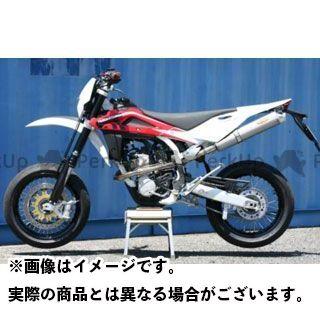 【エントリーで最大P21倍】OUTEX SM 250R マフラー本体 SM250R(2010年)用 マフラー タイプ:OUTEX.R-SS(S/O)-CATALYZE アウテックス