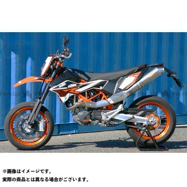 【エントリーで最大P21倍】OUTEX 690 SMC R マフラー本体 KTM690SMC R用 マフラー タイプ:OUTEX.R-SSS アウテックス
