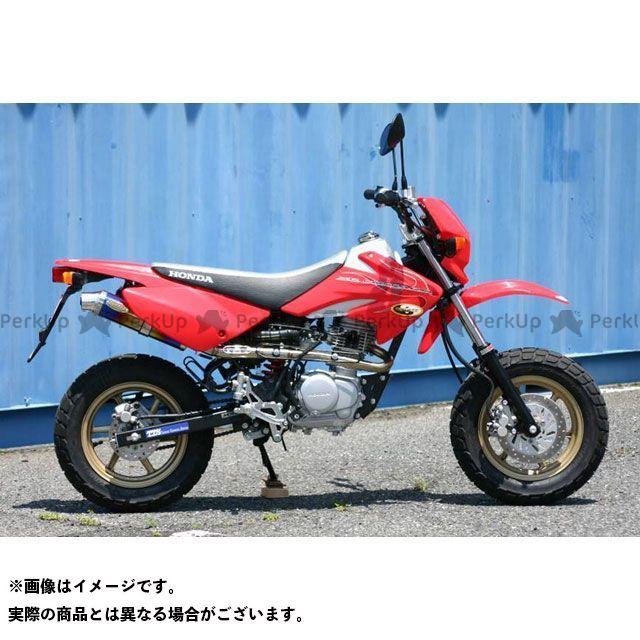 【エントリーで最大P21倍】OUTEX XR50モタード マフラー本体 XR100 MOTARD用 マフラー タイプ:OUTEX.R-ST アウテックス