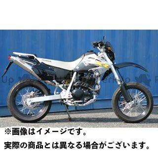 【特価品】OUTEX XR400モタード マフラー本体 XR400モタード用 マフラー タイプ:OUTEX.R-SA S/O アウテックス