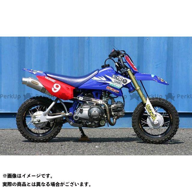 【特価品】OUTEX TT-R50E マフラー本体 TT-R50用 マフラー タイプ:OUTEX.R-SBA アウテックス