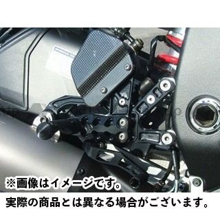 GILLES TOOLING YZF-R6 バックステップ関連パーツ バックステップ プレッシャーSW付き カラー:ブラック ギルズツーリング