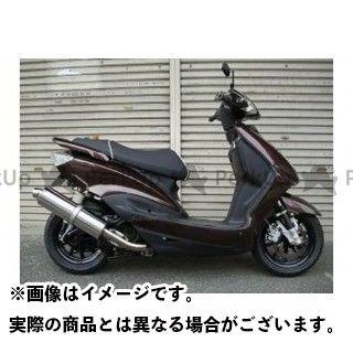 ケイエヌキカク シグナスX マフラー本体 シグナスX G03 スポーツチャンバー KN企画