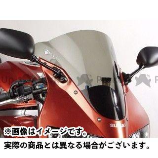 ZEROGRAVITY SV1000S SV650S スクリーン関連パーツ スクリーン ダブルバブル ダークスモーク