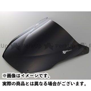 ZEROGRAVITY ニンジャZX-9R スクリーン関連パーツ スクリーン ダブルバブル ダークスモーク