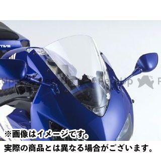【エントリーでポイント10倍】 ゼログラビティ CBR1000RRファイヤーブレード スクリーン関連パーツ スクリーン ダブルバブル ダークスモーク