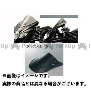 ZEROGRAVITY VFR800 スクリーン関連パーツ スクリーン ダブルバブル スモーク