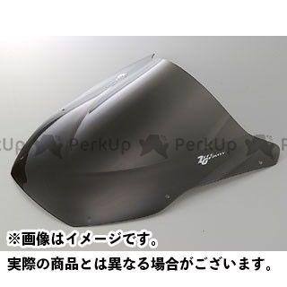 【エントリーでポイント10倍】 ゼログラビティ FZR1000 スクリーン関連パーツ スクリーン ダブルバブル スモーク