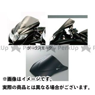 【エントリーでポイント10倍】 ゼログラビティ バンディット1200S バンディット1250S スクリーン関連パーツ スクリーン SRタイプ ダークスモーク