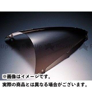 【エントリーでポイント10倍】 ゼログラビティ ZRX400 ZRX1100 ZRX1200R スクリーン関連パーツ スクリーン SRタイプ ダークスモーク