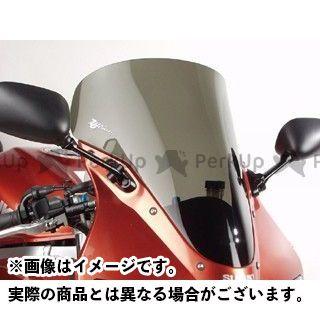 【エントリーでポイント10倍】 ゼログラビティ SV1000S SV650S スクリーン関連パーツ スクリーン スポーツツーリング スモーク