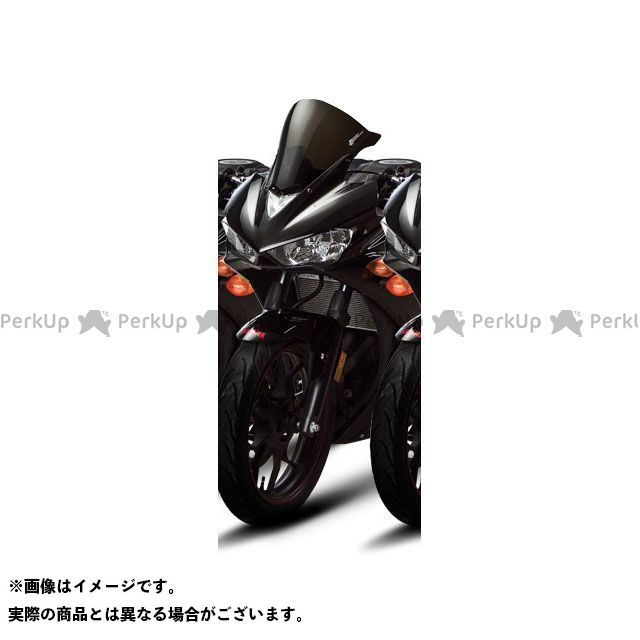 【エントリーでポイント10倍】 ゼログラビティ YZF-R25 YZF-R3 スクリーン関連パーツ スクリーン コルサ クリア
