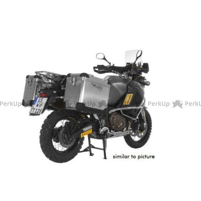 ツアラテック TOURATECH ツーリング用バッグ ZEGA-PRO2 アルミニウムパニアシステム 38+45L(ブラックフレーム)