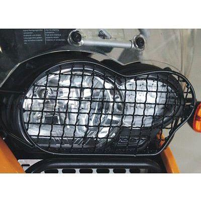 TOURATECH R1200GS R1200GSアドベンチャー 電装ステー・カバー類 ヘッドライトガード (メタルグリルー) R1200GS/ADV
