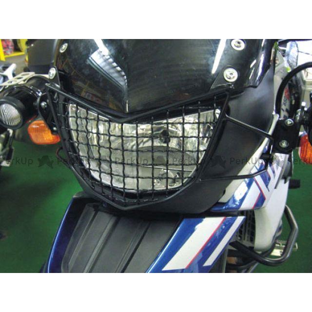 TOURATECH F650GS 電装ステー・カバー類 ヘッドライトプロテクター(スチール) F650GS(2004-)