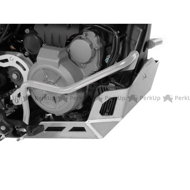 TOURATECH F650GS G650GS G650GSセルタオ その他フレーム関連パーツ エンジンクラッシュバー・ステンレス BMW G650GS/F650GS/G650GS Sertao