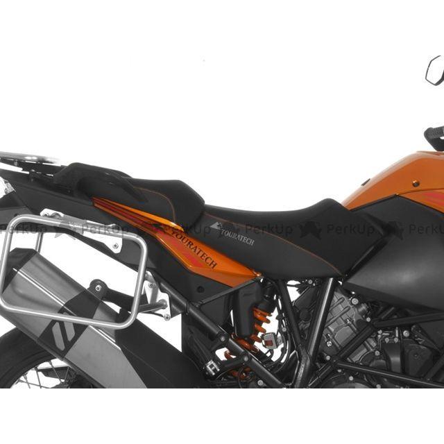 TOURATECH 1190アドベンチャー シート関連パーツ コンフォートドライバーシート『ブレスサーモ』(ハイ) KTM 1190 Adventure;Adventure R