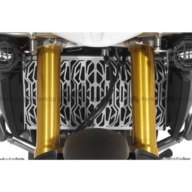 TOURATECH Vストローム1000 ラジエター関連パーツ ラジエターガード(ブラック)Suzuki V-Strom1000(2014-)