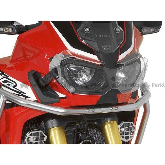 TOURATECH CRF1000Lアフリカツイン ヘッドライト・バルブ ヘッドライトプロテクター【ポリカ製】クイックリリース付 Honda CRF1000L Africa Twin