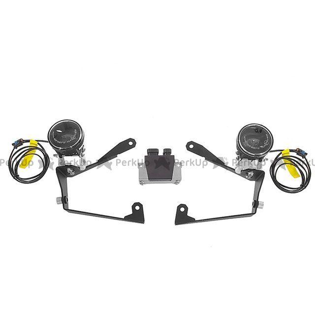 TOURATECH CRF1000Lアフリカツイン ヘッドライト・バルブ LEDフォグライトセット 【フルビーム/フォグ】 Honda CRF1000L Africa Twin